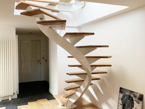 Escalier design épuré