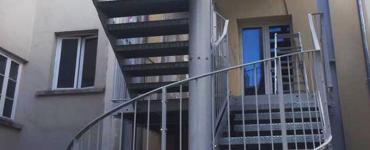 escalier erp