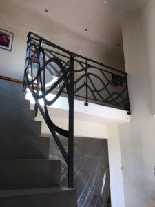 Escalier industriel gamme city