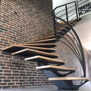 style industrie escalier design