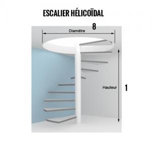 notice escalier helicoidal